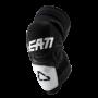 Genouilleres LEATT 3DF Hybrid White Black