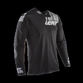 maillot-cross-leatt-gpx-55-ultraweld-noir-blanc