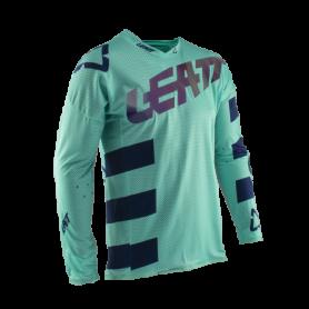 maillot-cross-leatt-gpx-55-ultraweld-noir-menthe