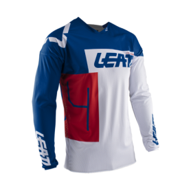 maillot-cross-leatt-gpx-45-lite-royal-blanc-bleu-rouge
