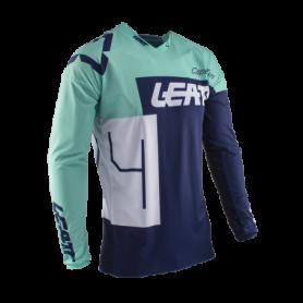maillot-cross-leatt-gpx-45-lite-menthe-bleu