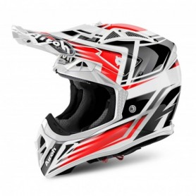 Casque Cross AIROH Aviator 2.2 Restyle Red