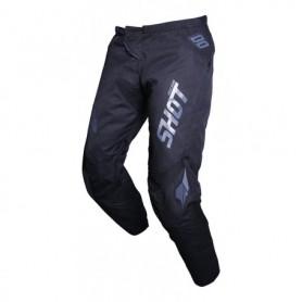 Pantalon Enduro SHOT Contact Zip Black
