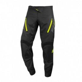 Pantalon Enduro SHOT Climatic Black Neon Yellow