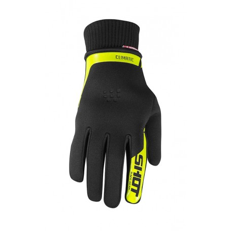 Gants Enduro SHOT Climatic Black Neon Yellow