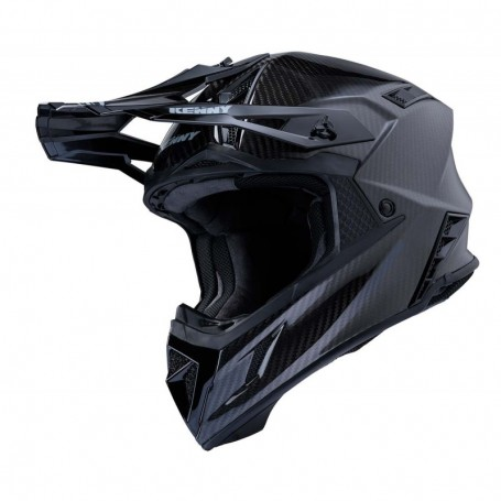 Casque cross KENNY Trophy Carbone