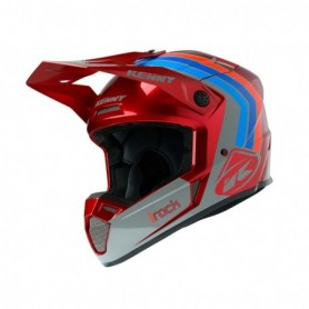 Casque cross KENNY Track Victory Burgundy