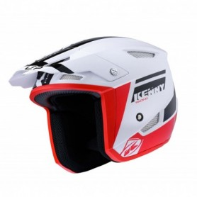 Casque Trial KENNY Trial Up Black Red