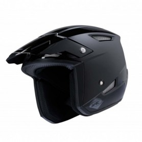 Casque Trial KENNY Trial Up Solid Black
