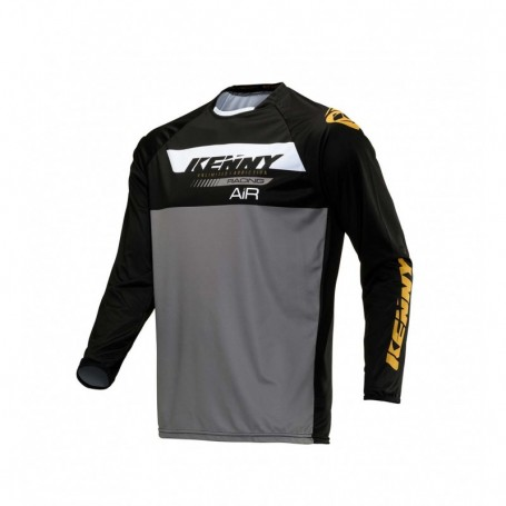 Maillot Trial KENNY Trial Air Black Gold 20
