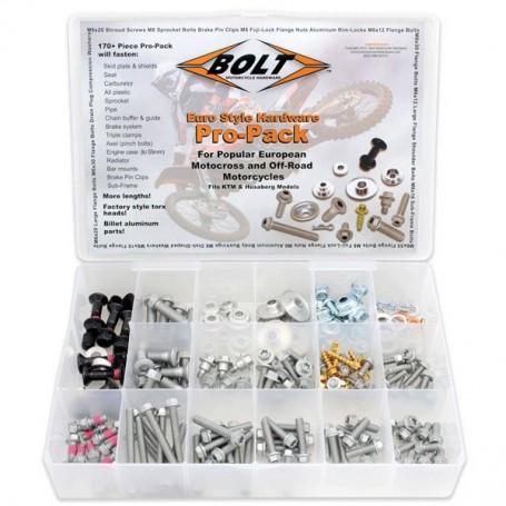 Kit Visseries Pro Pack BOLT KTM, Husaberg, Husqvarna