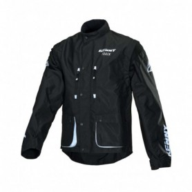 Veste Enduro KENNY Track Raw Black