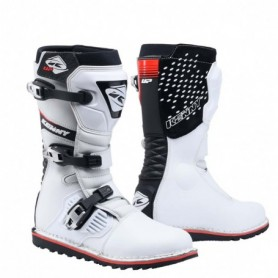 Bottes De Trial KENNY Trial UP White