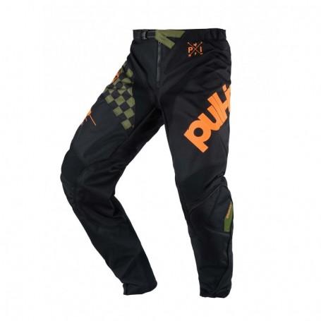 Pantalon Cross PULL IN Challenger Kid Master Kaki Orange 20
