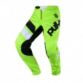 Pantalon Cross PULL IN Challenger Kid Race Full Lime 20