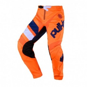 Pantalon Cross PULL IN Challenger Kid Race Neon Orange Navy 20