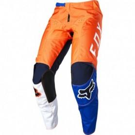 Pantalon Cross FOX Youth Limited Edition 180 Lovl Orange Blue 20