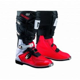 Bottes Moto Cross GAERNE Junior GX-J Black Red
