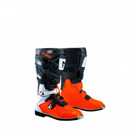 Bottes Moto Cross GAERNE Junior GX-J Black Orange