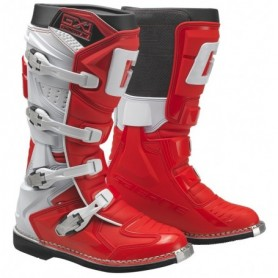 Bottes Moto Cross GAERNE GX1 Goodyear Red
