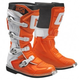 Bottes Moto Cross GAERNE GX1 Goodyear Orange