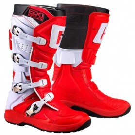 Bottes Moto Cross GAERNE GX1 Evo Red