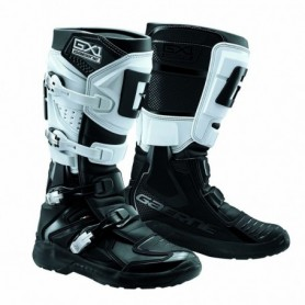 Bottes Moto Cross GAERNE GX1 Evo Black White