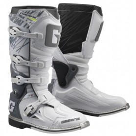 Bottes Moto Cross GAERNE Fastback Endurance White