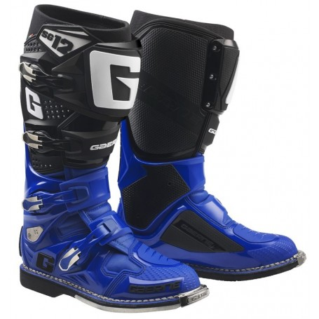 Bottes Moto Cross GAERNE SG12 Blue Black