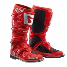 Bottes Moto Cross GAERNE SG12 Solid Red