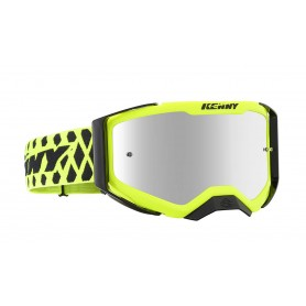 masque-cross-kenny-performance-level-2-neon-jaune