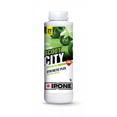 huile-ipone-de-melange-scoot-city-fraise-1-litre