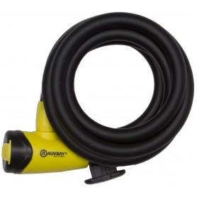 Antivol-Spirale-Haute-Sécurité-AUVRAY-Diamètre-12-Longueur-180-cm