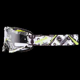 Masque Cross Freegun Dollar Vert