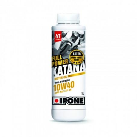 huile-ipone-synthetique-katana-road-10w40-1-litre