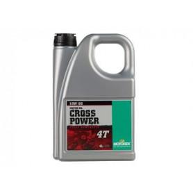 huile-motorex-synthetique-cross-power-10w60-4-t-4-litres