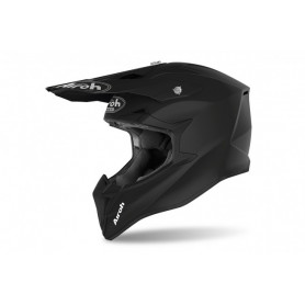 Casque-Cross-AIROH-Wraap-Color-Black-Matt