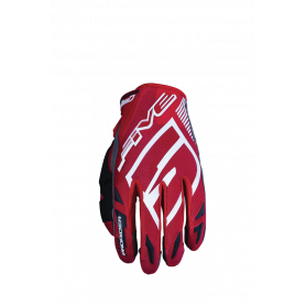 gants-moto-cross-five-mxf-prorider-s-rouge-blanc