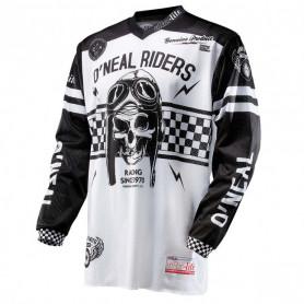 maillot-cross-oneal-ultra-lite-70-noir-blanc-20