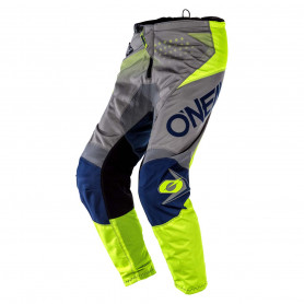 Pantalon-Cross-ONEAL-Youth-Element-Factor-Gray-Blue-Neon-Yellow-20