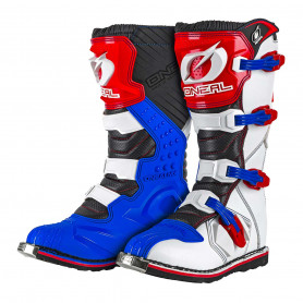 Bottes-Moto-Cross-ONEAL-Rider-Blue-Red-White