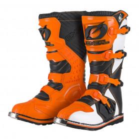 Bottes-Moto-Cross-ONEAL-Rider-Orange