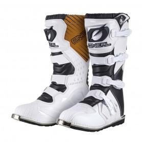 Bottes-Moto-Cross-ONEAL-Rider-White