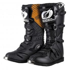 Bottes-Moto-Cross-ONEAL-Rider-Black