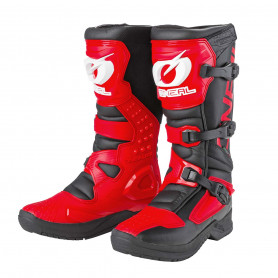 Bottes-Moto-Cross-ONEAL-RSX-Black-Red