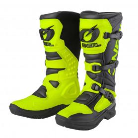 Bottes-Moto-Cross-ONEAL-RSX-Black-Neon-Yellow