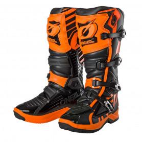 Bottes-Moto-Cross-ONEAL-RMX-Orange-Black