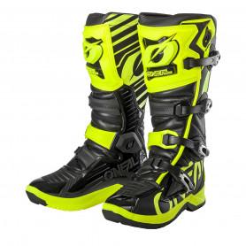 Bottes-Moto-Cross-ONEAL-RMX-Black-Neon-Yellow