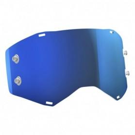 Ecran SCOTT Prospect & Fury Works Electric Blue Chrome