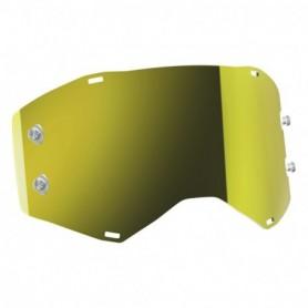 Ecran SCOTT Prospect & Fury Works Yellow Chrome